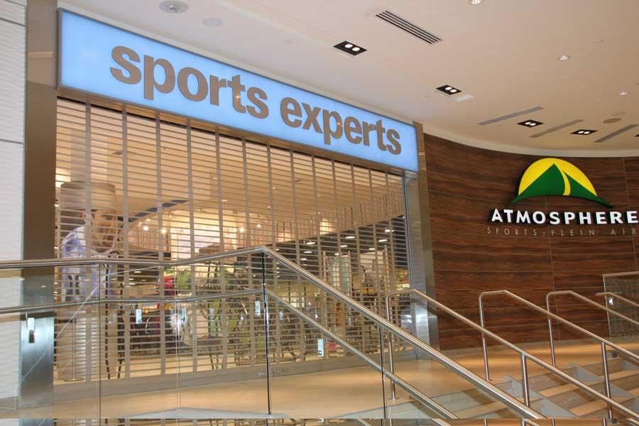 Mobilflex Inc Applications Mall Doors Airport